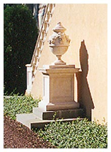 Cast Stone Plinths and Pedestals