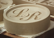 Cast Stone Signs