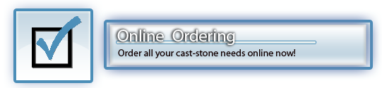 Order Cast Stone Online